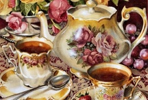 "Tea Time around the World  / I love tea, tea pots and tea cups and ""tea time"". This is my Pinterest collection of my favorite things involving ""tea""...