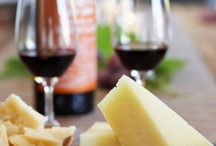 ~Wine, Cheese & Accoutrements Please~ / #Vino - proof that God wants us to enjoy life.                     (John 2:1-11) / by Angela Machin