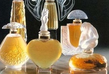 ✿Beautiful scents✿ / Beautiful siphon bottles and perfume atomizers... artistic luxury and beautiful scent all in one! / by ~Singing A New Song~