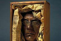 Installations & Sculptures / by Dr. Linda Welker