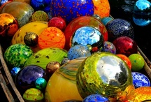 Art Glass of Dale Chihuly  / by ~Singing A New Song~