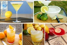 ~Drinks Are On Me~ / Share your favorite #drink recipes & ideas here. Adult beverages, kid friendly beverages, health drinks, smoothies, coffees, wine... 10 pins max until next pinner pins. Cheers!  http://pinterest.com/working4angela/  / by Angela Machin