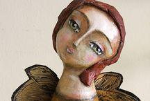 Art Dolls / by Dr. Linda Welker