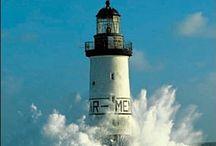 Lighthouses / by Dr. Linda Welker