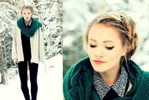 Winter wear / by Bright Ostergar