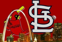 Hometown St. Louis Cardinals / by Chentzu Hester