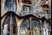 Amazing Architecture / Buildings around the world / by Samantha Hollingshead