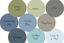 To Paint or Not?? / Favourite Colours / by Samantha Hollingshead
