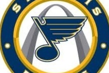 Hometown St. Louis Blues / by Chentzu Hester