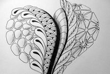 Zentangle / by Samantha Hollingshead