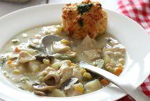 Soups / by Monica Klesko