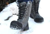 Winter Boots by UGG / Take on the elements in weather-ready boots from UGG. / by UGG Australia