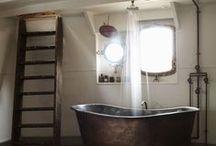 LE BAIN / bathrooms / by Margie Barr
