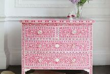 Cute Dressers ,Cabinets, / by Margie Barr