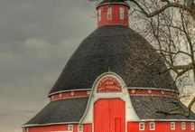 The Beautiful Barns / by Margie Barr
