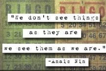 Quotes / by Cherie Killilea