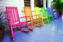 ★ Porch / Virtual Post-It Notes ~ Front Porch/Surrounding Area Update/Decor Ideas / by Melissa's Attic