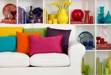 ★ Living Room / Virtual Post-It Notes ~ Front Room/Entryway Update/Decor Ideas / by Melissa's Attic