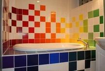 ★ Bath  / Virtual Post-It Notes ~ Bathroom Update/Decor Ideas / by Melissa's Attic