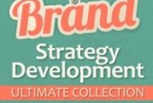 Brand Design & Strategy / by HOW Design