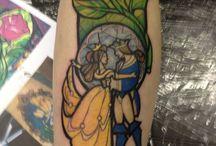 Disney Tattoos / by Christina Gunter