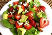 Salads / by Dawn Johnson