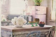 Shabby Kitchens / by Penny Phillips