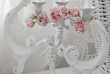 Romantic, Shabby, and Vintage / by Penny Phillips