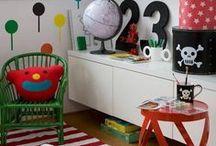kids room / by Tanja Wüst