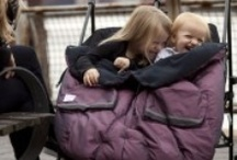 *duo double stroller blanket / by 7AM enfant