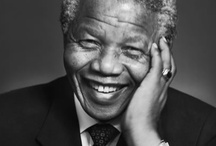 Nelson Mandela :  Africare's Honorary Chairman / by Africare