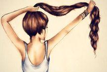 Hair / by Reighna Heintz