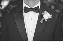 Boutonnieres / Pin your man with style! Men need some flower power too :) / by The Pink Bride