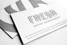 Business Cards / by Sara Schwalbe
