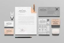 Logos and Identity Systems / by Sara Schwalbe