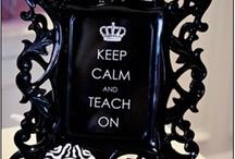My teacher brain / by Valerie Turner