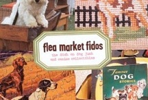 M&B: Flea Market Fidos / we wrote the book -- and share images from it here as well as other dog images gathered from talented pinners that we find bark-worthy. / by M&B VINTAGE