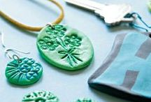 Salt Dough & Clay Projects  / salt and clay dough / by Sharon Marie