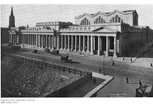 Historic Rail Stations and Theaters / by Old Long Island/Beyond the Gilded Age