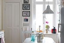 M&B: kitchen. / big picture kitchen and swell stuff to put in them. / by M&B VINTAGE