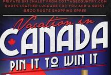 My Ultimate Canadian Getaway / by Kris Gruno