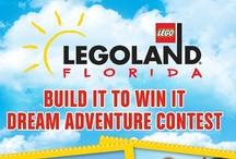 """Build It To Win It Dream Adventure / by Kris Gruno"