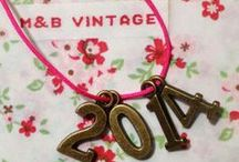 M&B: what we design.  / oh, just a few little gift ideas for you to consider. / by M&B VINTAGE
