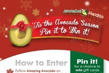 'Tis The Avacado Season / by Kris Gruno