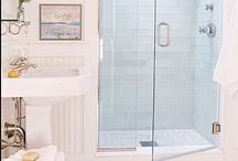 bathrooms / by Kathy Brown Garris