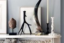 M&B: mantle / what to do with a mantle or two... / by M&B VINTAGE
