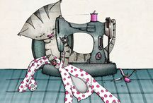 Sew much fun / Sewing, quilts, quilting, patterns / by Meredith Barnes