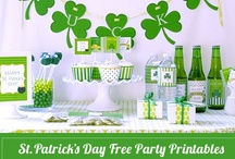 St Pattys Day / Holiday / by Joni Annas Joiner