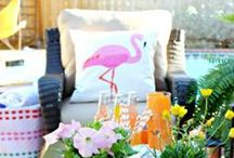 outdoor living / by Amy Cluck-McAlister