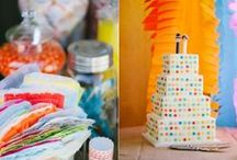 carnival wedding: sweets & treats / by Amy Cluck-McAlister